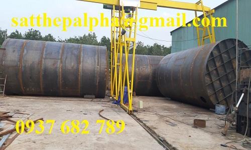 Thép Tấm A515 -  A515 Gr.60, A515 Gr.65, A515 Gr.70 tiêu chuẩn ASTM
