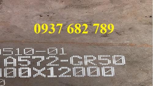 THÉP TẤM A572 GR50