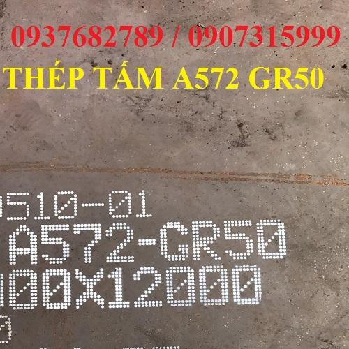 THÉP TẤM A572