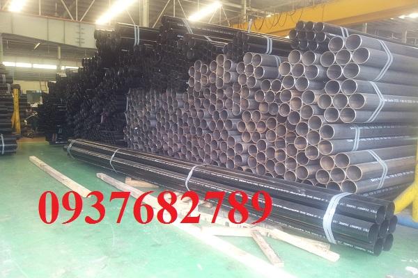 Thép ống đúc tiêu chuẩn A106